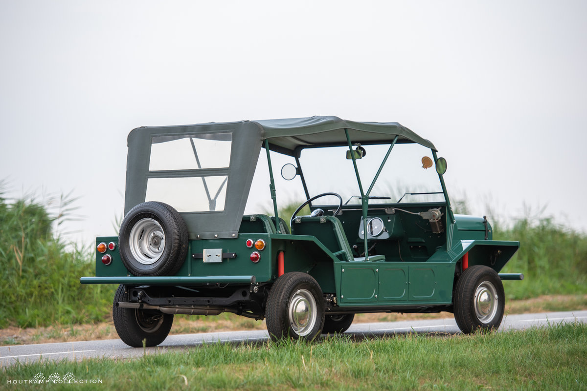 1967 Austin Mini Moke, easy to use and is highly collectible For Sale (picture 3 of 6)