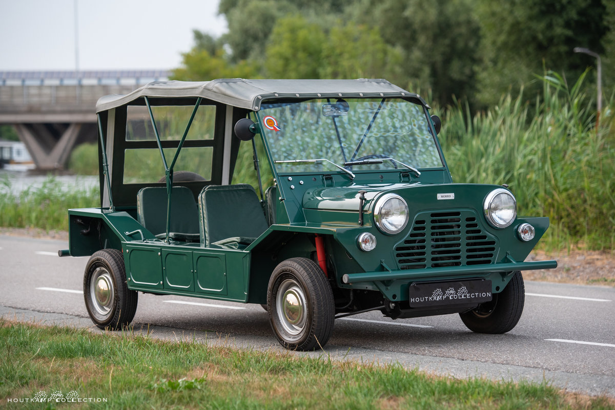 1967 Austin Mini Moke, easy to use and is highly collectible For Sale (picture 4 of 6)