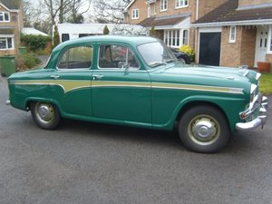 1957 Austin A95 Westminster For Sale by Auction