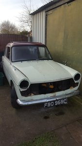 1965 Austin A40 MK1,2 Breaking For Spares