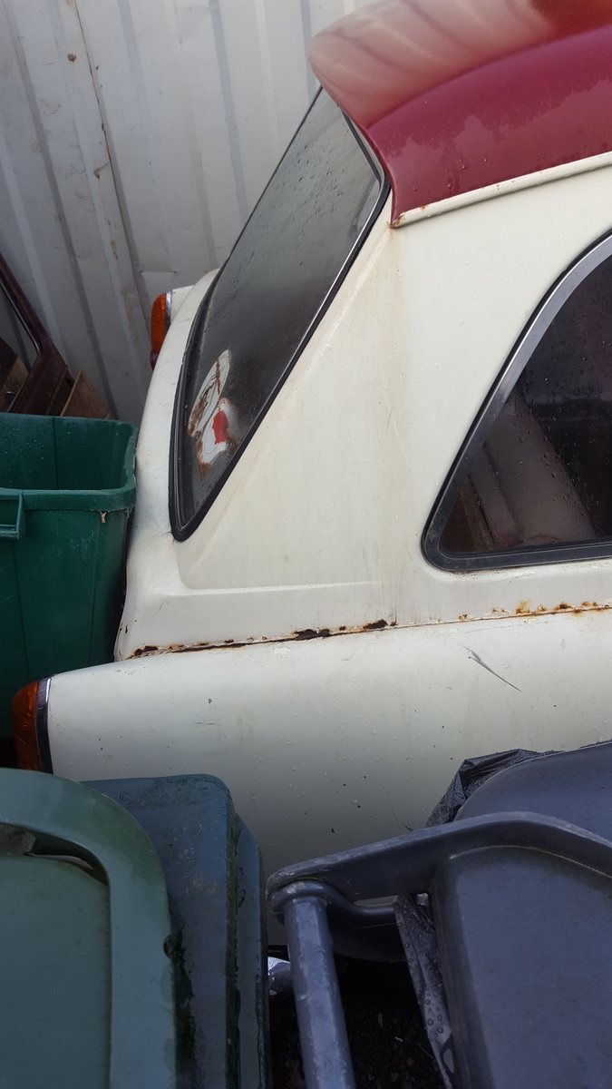 1965 Austin A40 MK1,2 Breaking For Spares For Sale (picture 3 of 4)