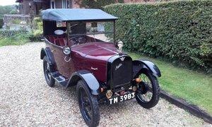 1928  Austin 7 Chummy - Concours Winner