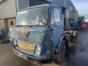 1967 Austin FJ K140 Tipper Barn Find Restoration