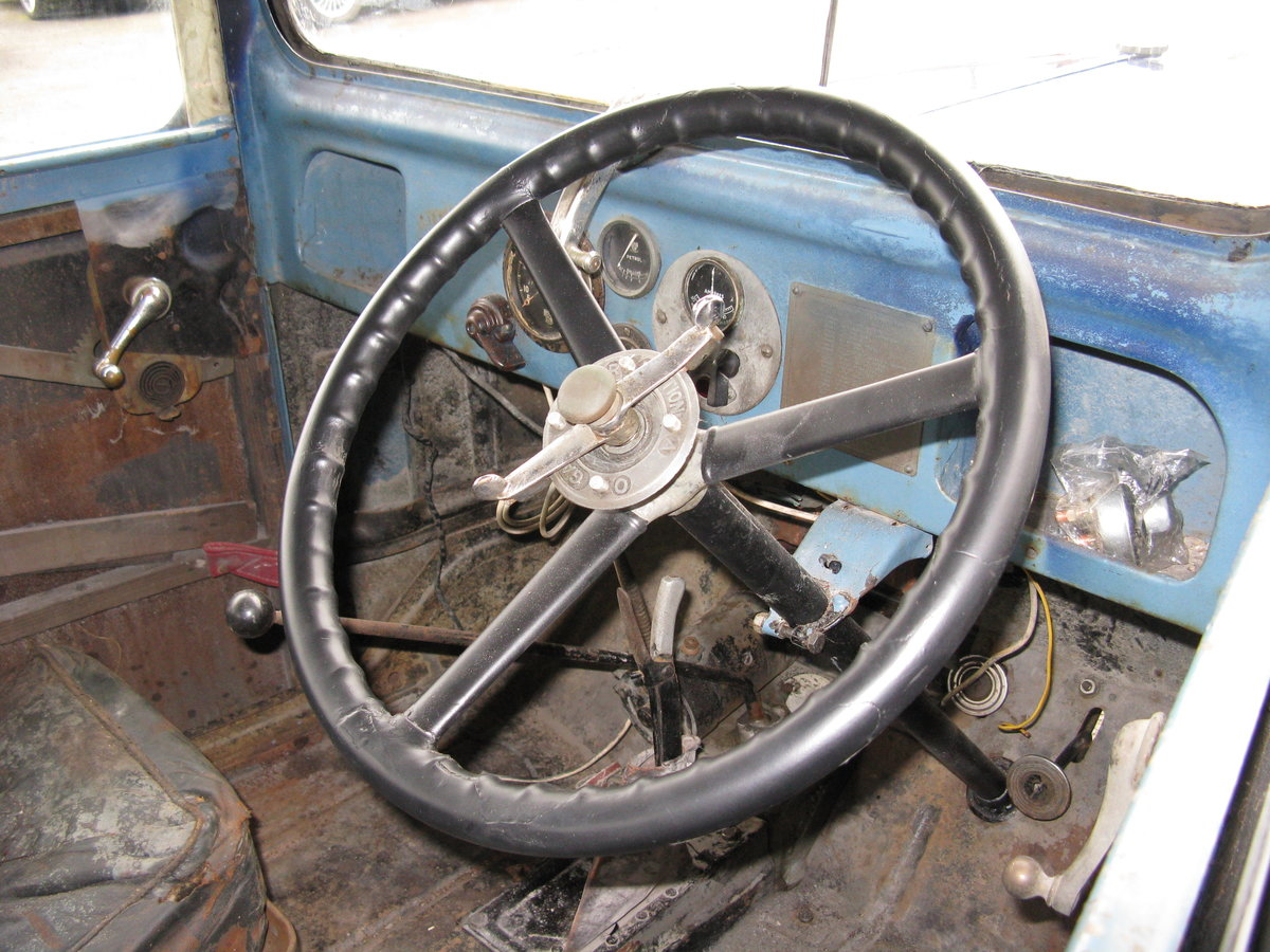 1932 Austin 7 RN Saloon, for restoration SOLD (picture 5 of 6)