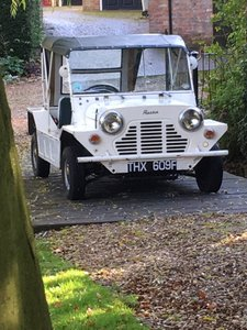 1968 Austin Mini Moke Just £10,000 - £12,000 For Sale by Auction