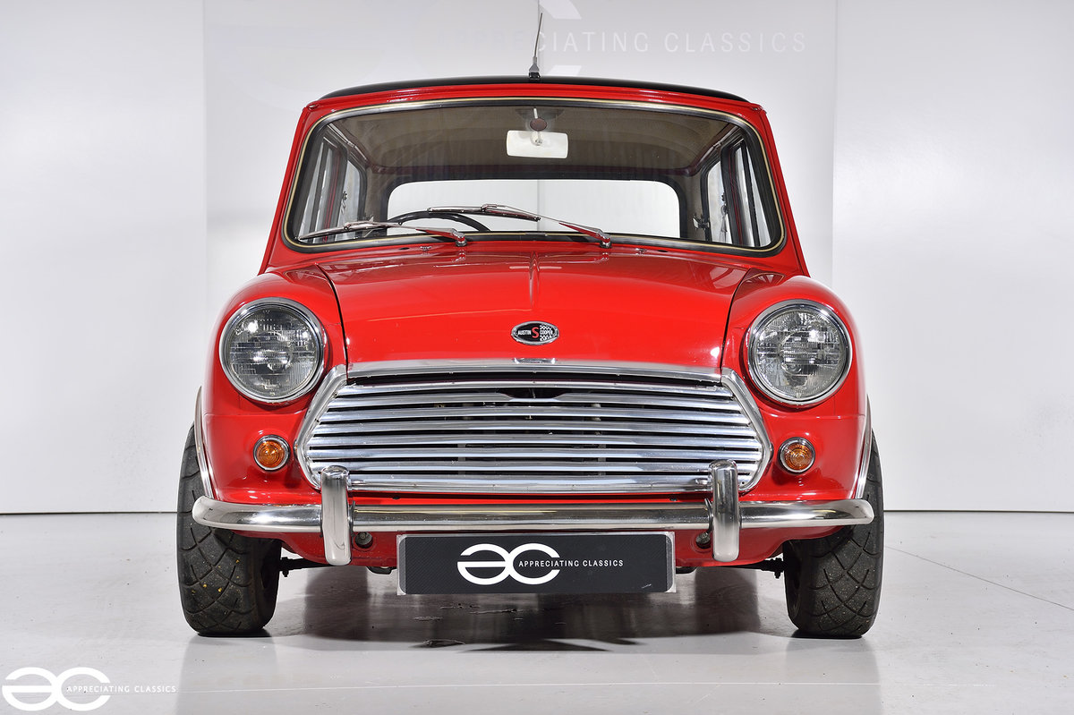 1970 Fully Restored Mk2 Mini Cooper S - Longman Head - Great Car For Sale (picture 1 of 6)