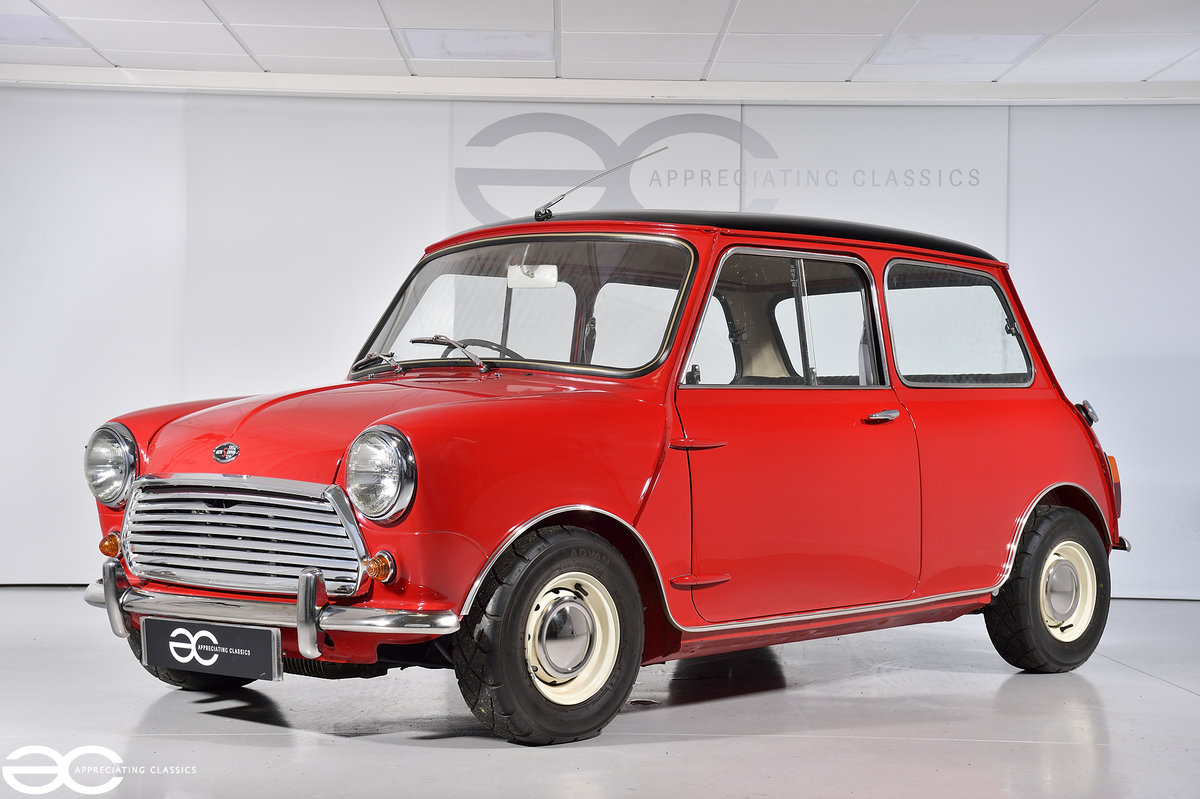 1970 Fully Restored Mk2 Mini Cooper S - Longman Head - Great Car For Sale (picture 2 of 6)