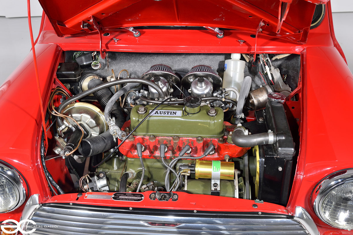 1970 Fully Restored Mk2 Mini Cooper S - Longman Head - Great Car For Sale (picture 6 of 6)