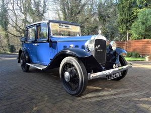 1934 Austin Heavy 12/4 Landaulette Conversion