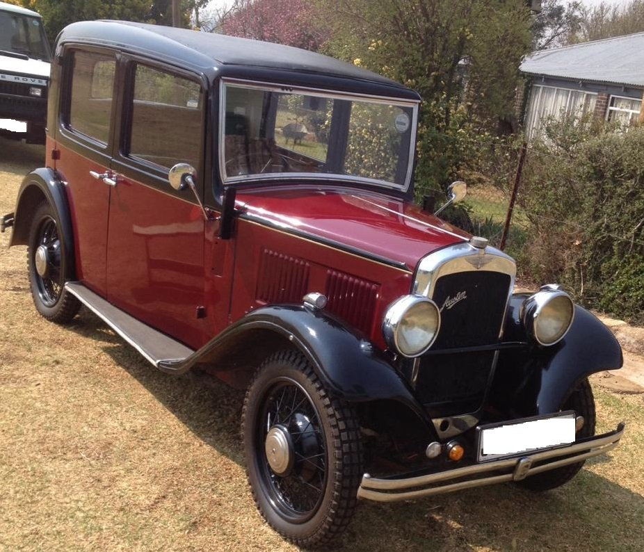 1934 Austin 10 , what a beauty For Sale (picture 1 of 6)