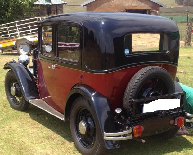 1934 Austin 10 , what a beauty For Sale (picture 3 of 6)