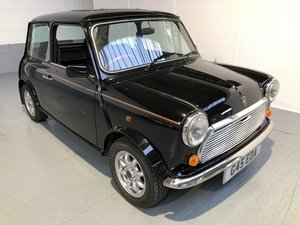 Mini thirty fully restored in black
