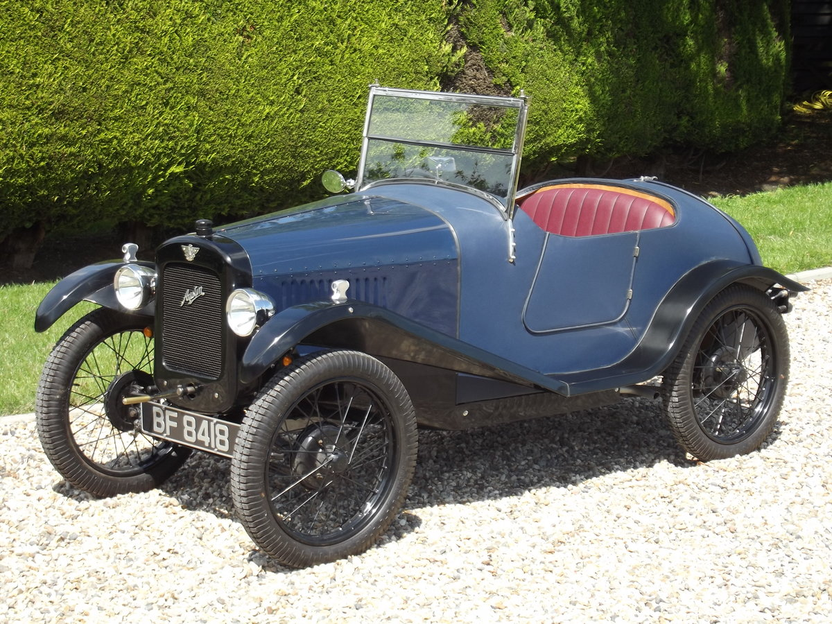 1930 Austin 7 all sporting models  Wanted (picture 1 of 3)