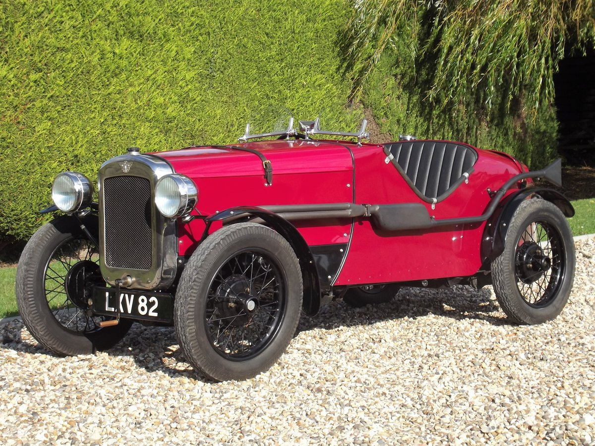 1930 Austin 7 all sporting models  Wanted (picture 2 of 3)