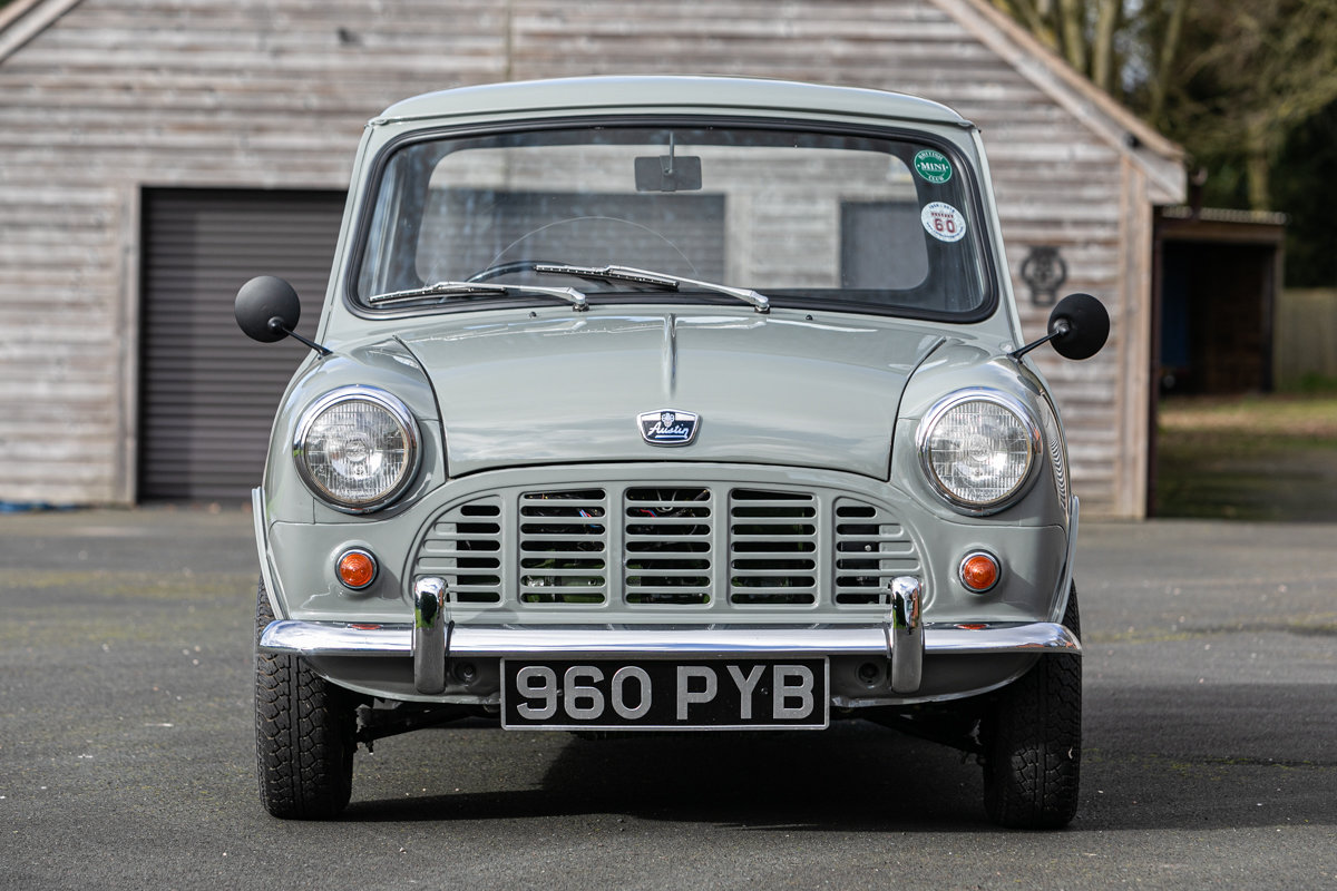 1962 Austin Mini Seven Pickup Superbly & accurately restored For Sale by Auction (picture 2 of 6)