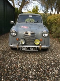 1956 Austin A30 Historic Rally Car