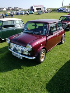 1989 Mini 30 With Factory Fitted Cooper Conversion