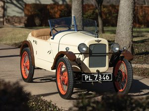 1931 Austin Seven Roadster by H. Taylor