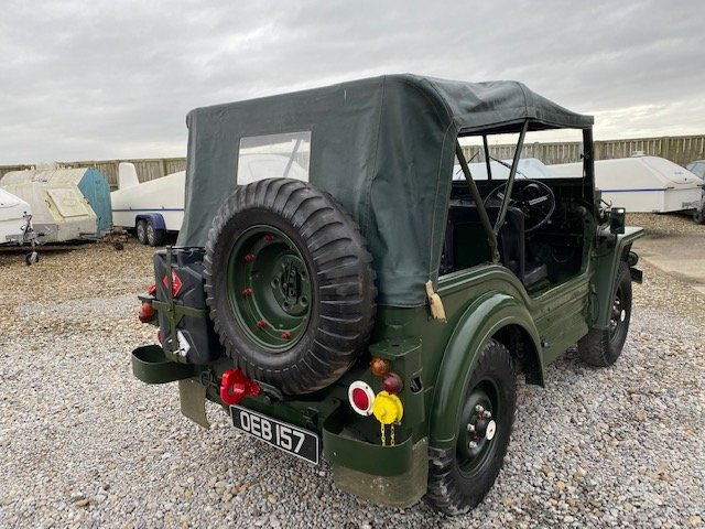 1955 Austin® Champ (OEB) For Sale (picture 5 of 6)
