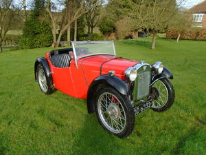 1934 Austin Seven Type 65 EB  For Sale