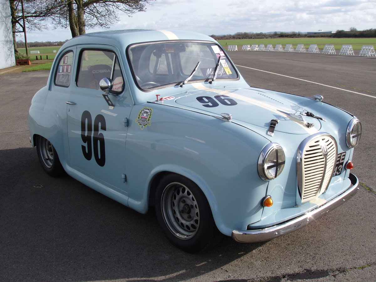 1957 Austin A35 racer For Sale (picture 1 of 6)