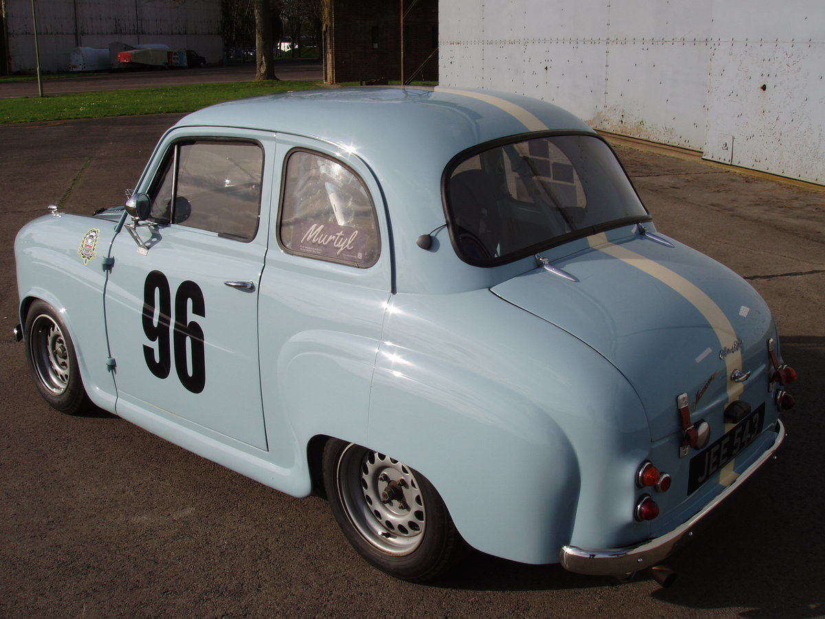 1957 Austin A35 racer For Sale (picture 2 of 6)