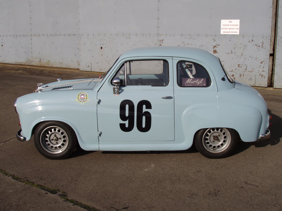 1957 Austin A35 racer For Sale (picture 5 of 6)