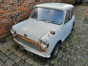 1960 Austin Seven (850 Mini) project For Sale