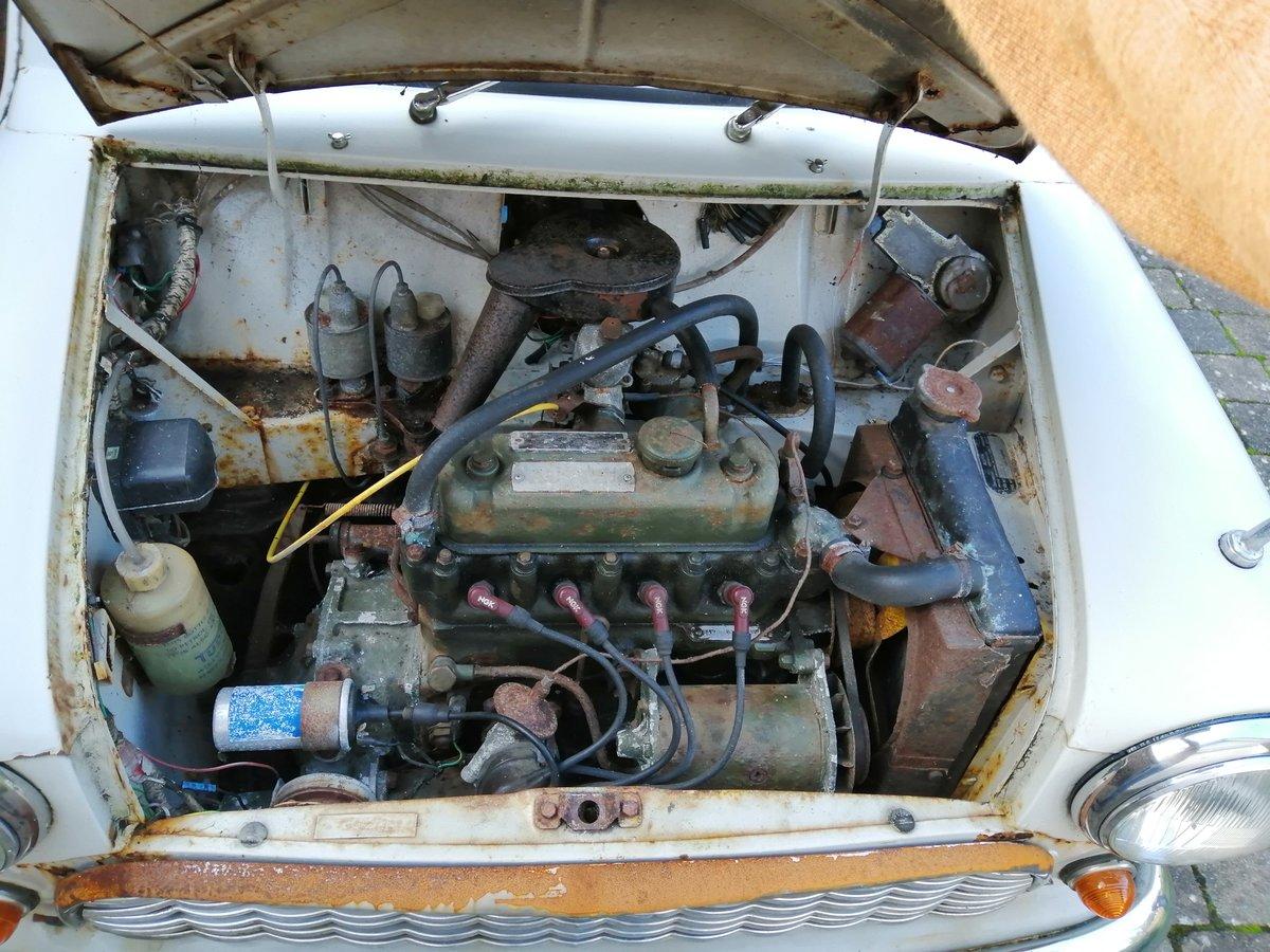 1960 Austin Seven (850 Mini) project SOLD (picture 3 of 6)