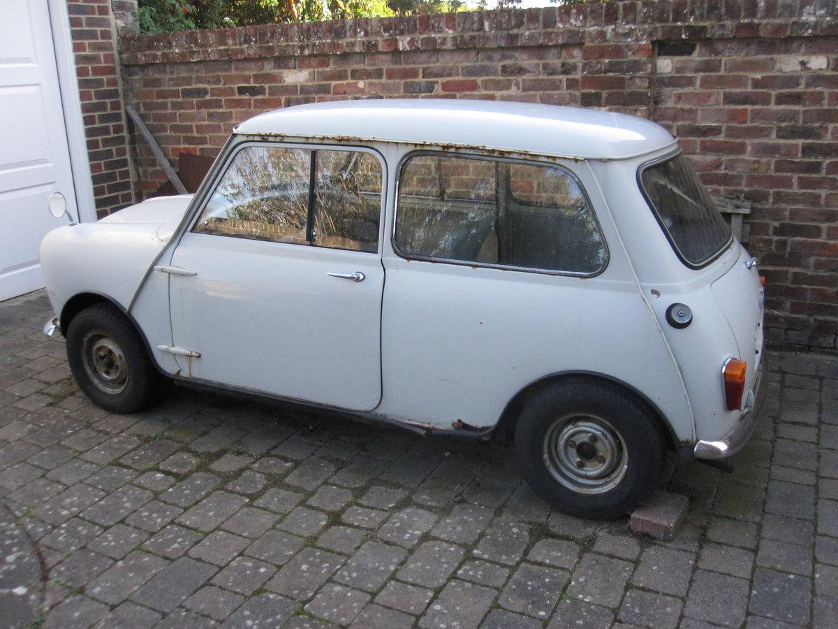 1960 Austin Seven (850 Mini) project SOLD (picture 4 of 6)