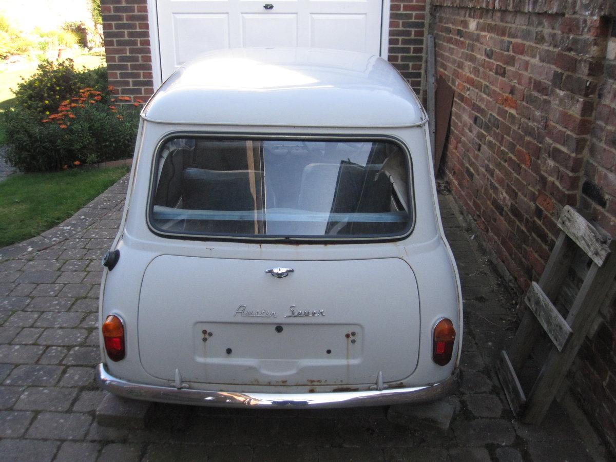 1960 Austin Seven (850 Mini) project SOLD (picture 5 of 6)