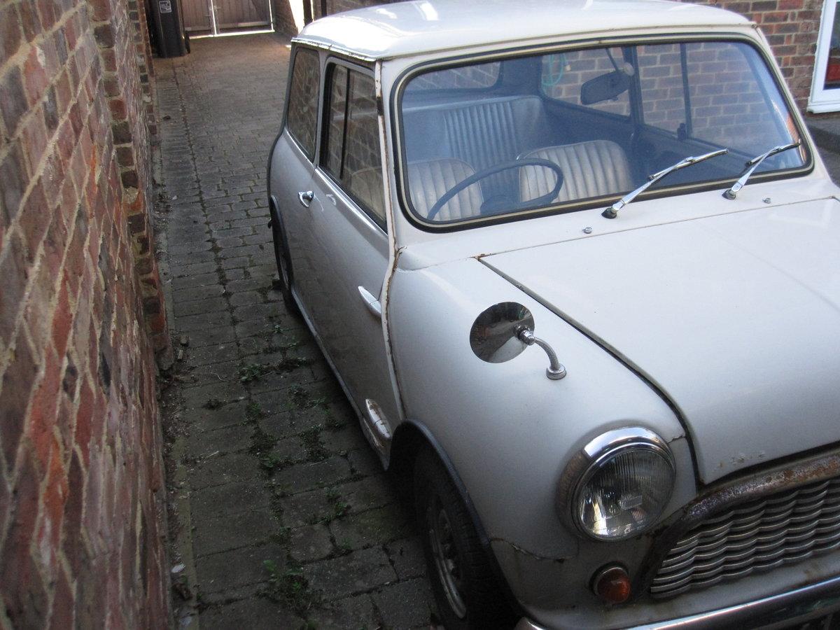 1960 Austin Seven (850 Mini) project SOLD (picture 6 of 6)