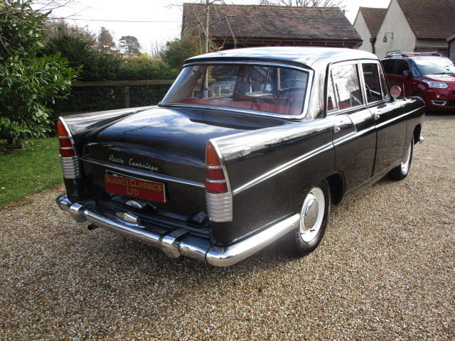 1960 Austin A55 Cambridge Mk2 (Card Payments Accepted) SOLD (picture 3 of 6)