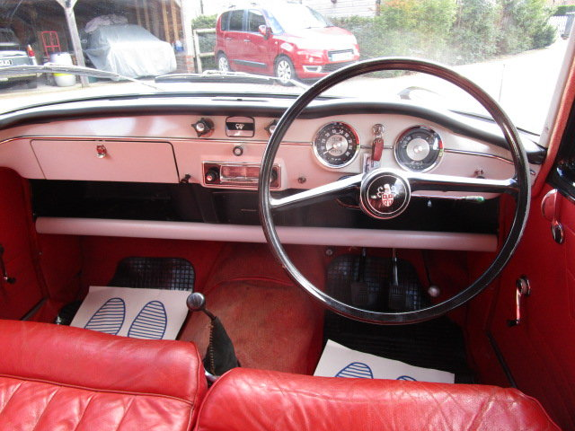 1960 Austin A55 Cambridge Mk2 (Card Payments Accepted) SOLD (picture 4 of 6)