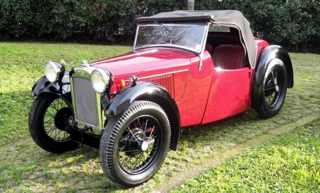 Austin Seven Nippy - 1934 For Sale (picture 1 of 6)