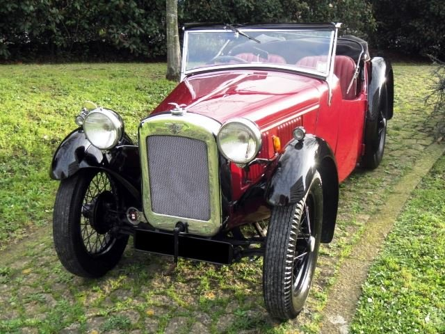 Austin Seven Nippy - 1934 For Sale (picture 3 of 6)