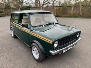 1980 Austin Morris Mini Clubman Estate SOLD by Auction