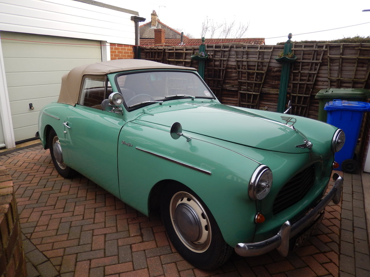 1953 Austin a40 sport For Sale (picture 4 of 6)