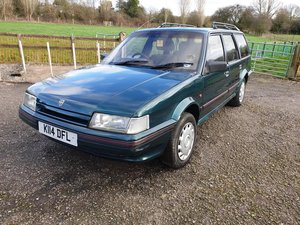 1993 Rover Montego DLX Turbo Diesel Countryman ESTATE 7 SEATS For Sale