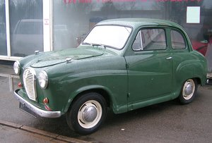 1959 Austin A35 Saloon Historic Vehicle Project For Sale