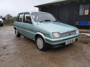 1987 Austin Metro Vanden Plas 1275 Auto Price Reduced