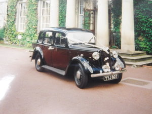 **NEW ENTRY** 1939 Austin 12 For Sale by Auction
