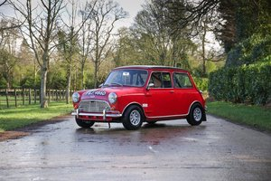 1966 Austin Mini Cooper S For Sale