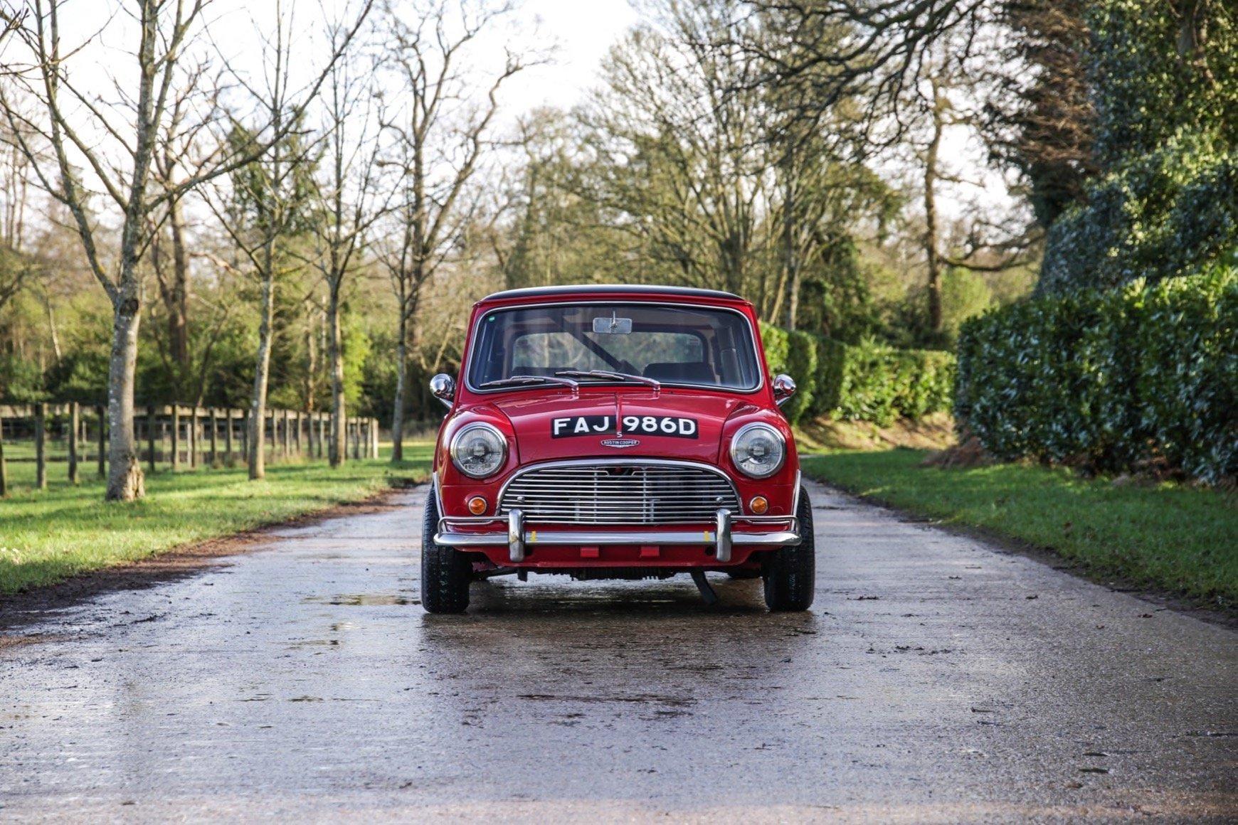 1966 Austin Mini Cooper S For Sale (picture 3 of 20)
