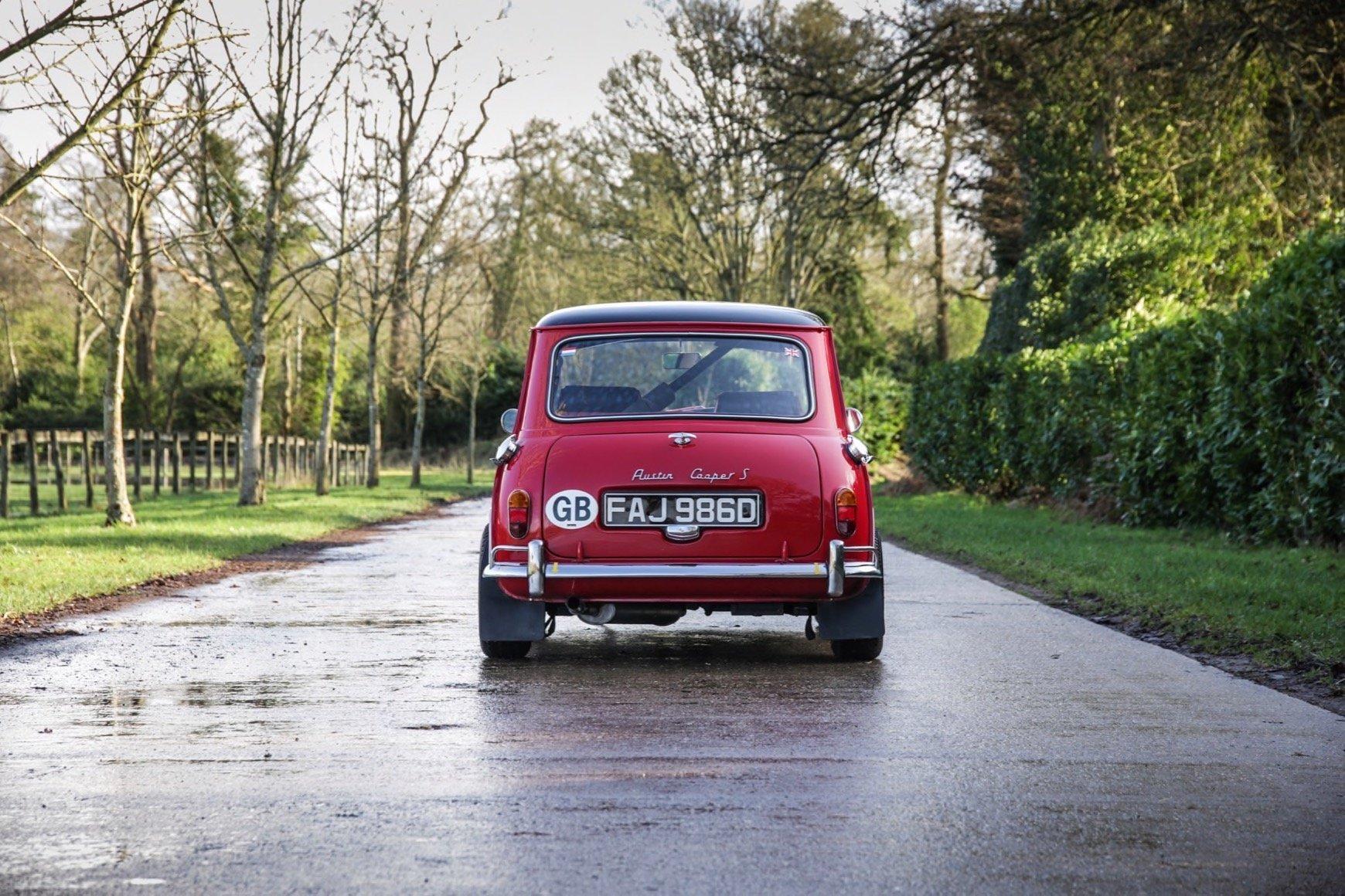 1966 Austin Mini Cooper S For Sale (picture 4 of 20)