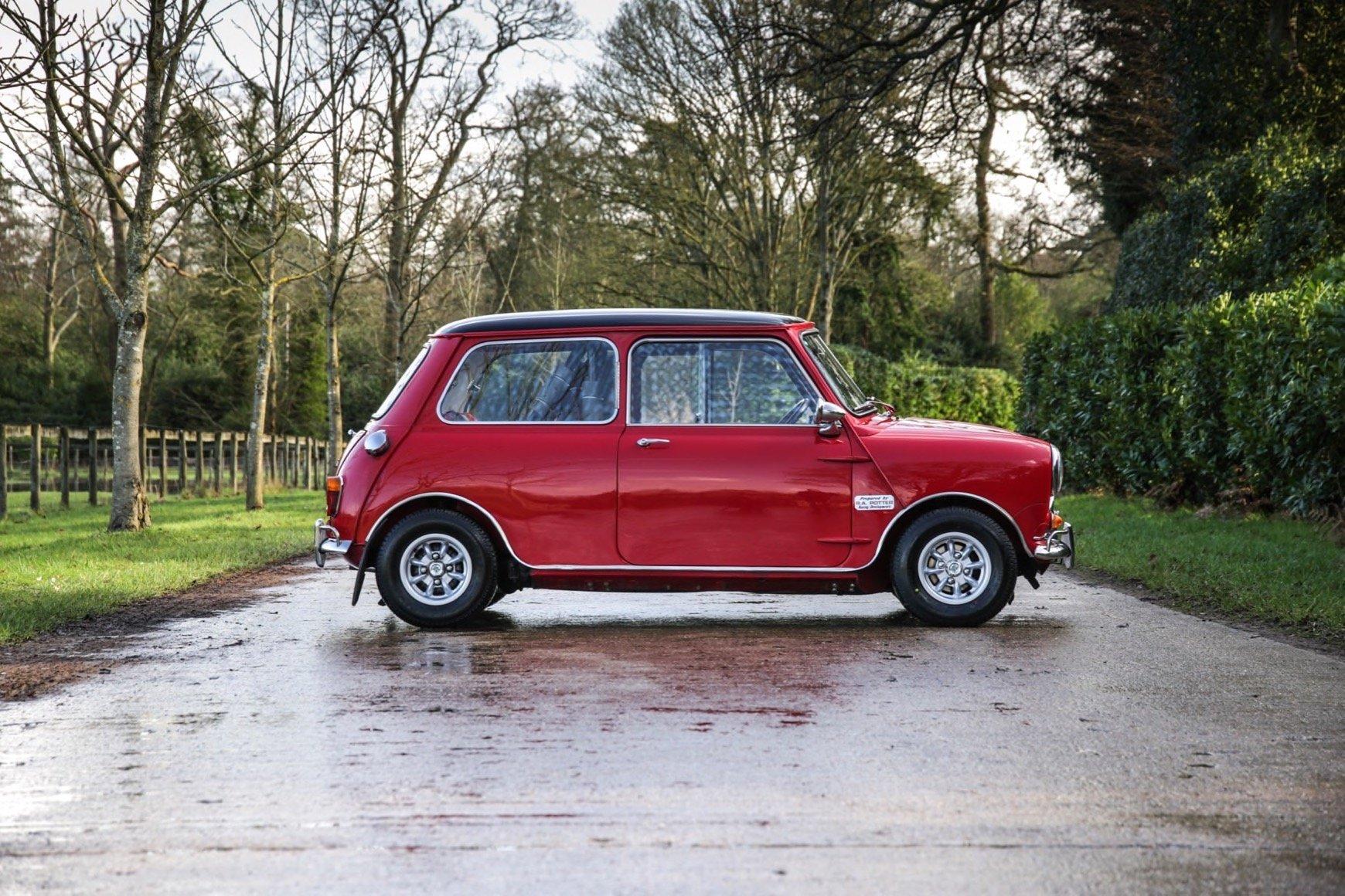 1966 Austin Mini Cooper S For Sale (picture 5 of 20)