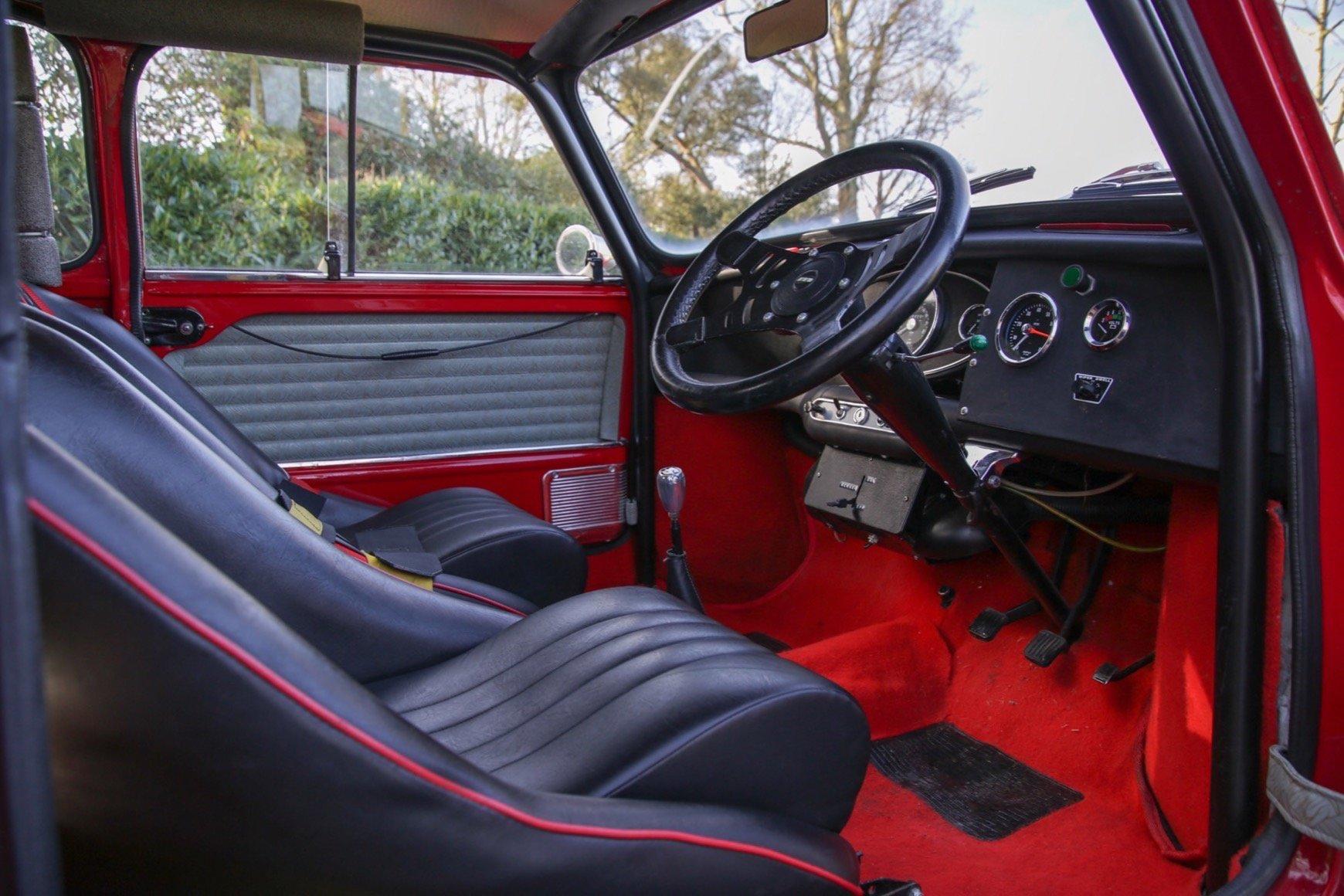 1966 Austin Mini Cooper S For Sale (picture 6 of 20)