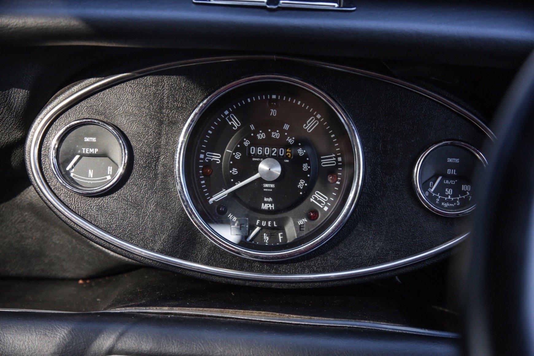 1966 Austin Mini Cooper S For Sale (picture 9 of 20)