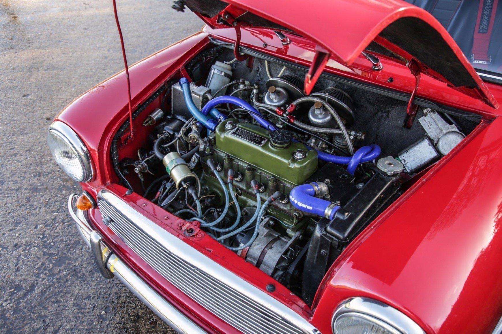 1966 Austin Mini Cooper S For Sale (picture 13 of 20)