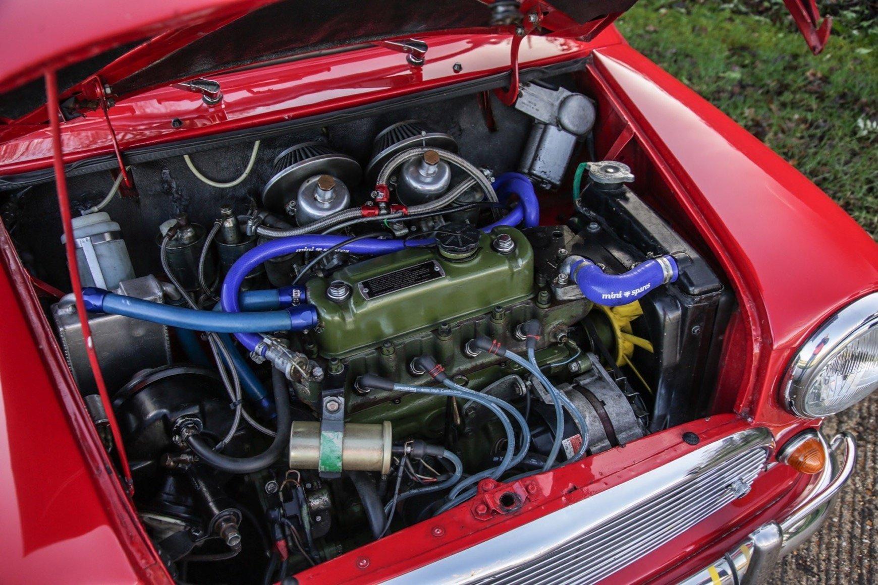 1966 Austin Mini Cooper S For Sale (picture 14 of 20)